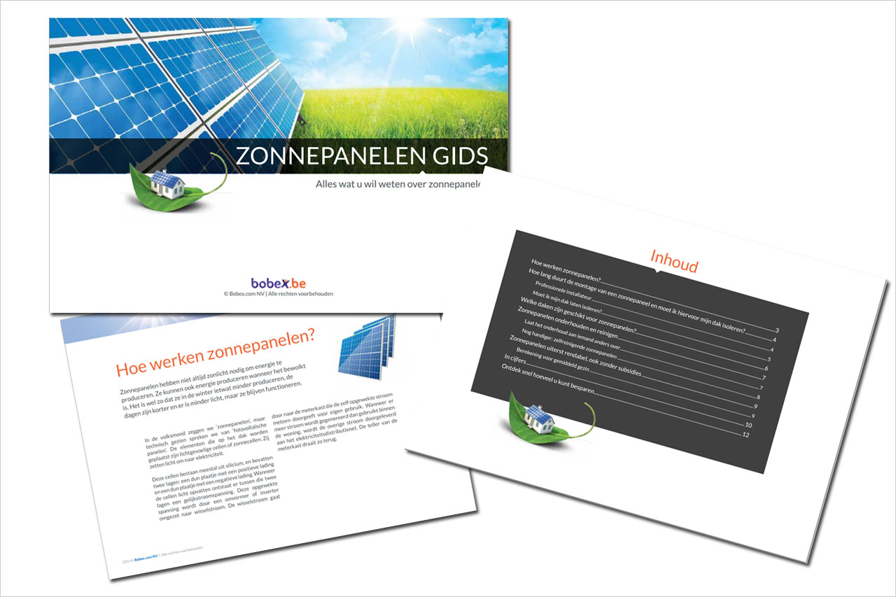 Whitepaper solar panels